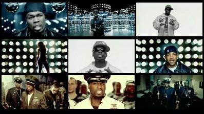 50 Cent & G-Unit - 2 Clips In 1
