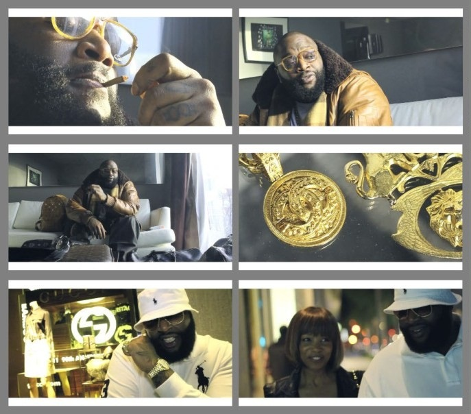 Rick ross ashes to ashes