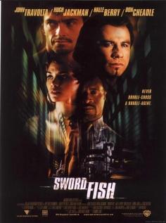 ხმალთევზა / Swordfish [DVDRip/RUS/2001] - OFFLine.Ge