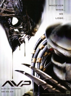 უცხო მტაცებლის წინააღმდეგ / Alien Vs Predator [ENG/DVDRip/2004]