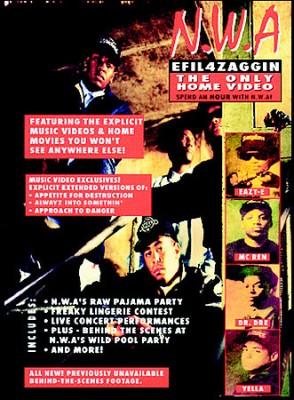 N.W.A. - Niggaz 4 Life [DVDRip/OG/1992]