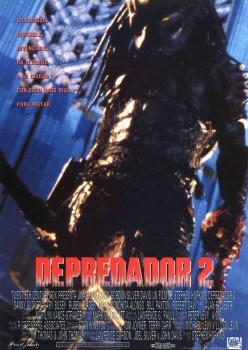 მტაცებელი 2 / Predator 2 [DVDRip/ENG/1990]